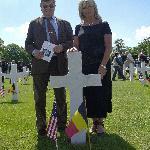 Souvenir de la cérémonie de mai 2010