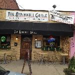 The Aspinwall Grill, front door