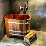 badkaret i rum 623