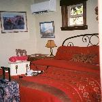 Inside Vaquero Cottage
