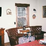 Inside Vaquero Cottage