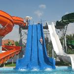 hotel waterpark