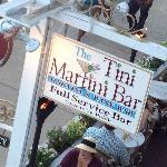 Great Martini Bar inside the Casablanca Inn