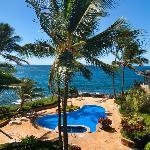Ocean Front Cove Pool