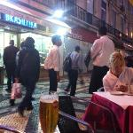 Casa Brasiliera pedestrianised restaurant and take away pastry shop