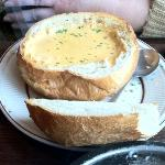 lobster bisque bread bowl