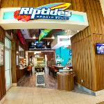 Riptides Located in Holiday Inn Resort Lobby
