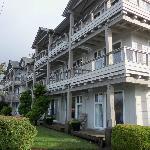 Wayside Inn street view