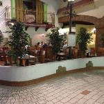 empty tables - no wonder
