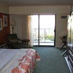 Kalia suite bedroom