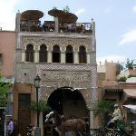 Kasbah Cafe