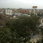 Vista de la ciudad desde el Piso 7