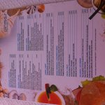 Snack Menu - Reasonable Prices