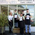 Foto de Busy Bees Restaurant & Takeaway