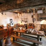 Jacques Cartier's kitchen