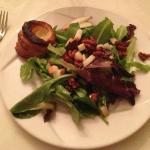 Mesclun Salad with Fruit
