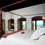 Master Bedroom at Sugar Reef's French House