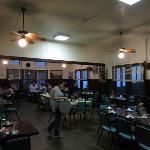 レストランの雰囲気その2