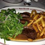 Steak Fritts