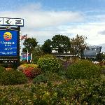 The Cascades Comfort Inn