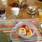 every breakfast different and special