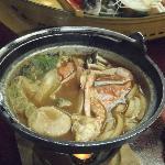 夕食 漁師鍋