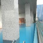 Club lounge pool pic 2