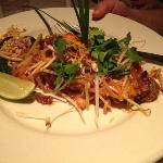 Pad Thai (only half of normal size elsewhere)