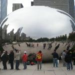 The Bean in the Park
