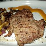 the famous steak