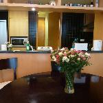 oopen plan kitchen