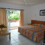 Chambre du Bedarra beach