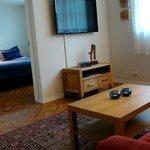Apartment 60 living room
