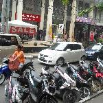 Улица Jalan Legian