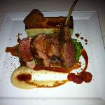 Rack of Lamb $40