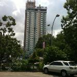 bcc hotel from top 100 plaza