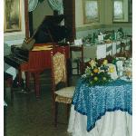 pianoforte in sala