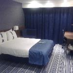 HI Express Crewe - Large room