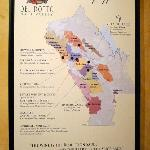 Napa Valley information sign