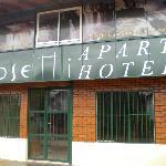 Bosetti Apart Hotel: outside view