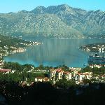 Scenic view in Montenegro