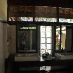 Pool villa bathroom