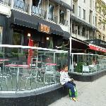 Le Meridien Versalles Restaurant
