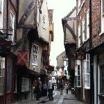 York sieht teilweise aus, wie aus einem Harry-Potter-Film
