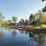 The Cherwell Boatouse