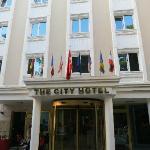 Facciata albergo