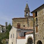 Hilltop Walled Ancient City of Motovun