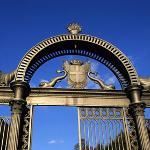 Iron gate of Follonica