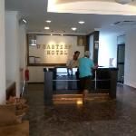 D'Eastern Hotel Lobby