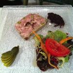 veal appetizer